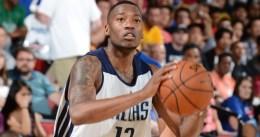 Los Dallas Mavericks descartan a Eric Griffin