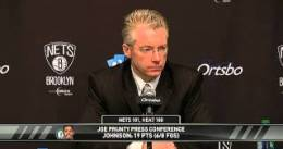 Joe Prunty abandona los Nets para unirse al staff técnico de Jason Kidd