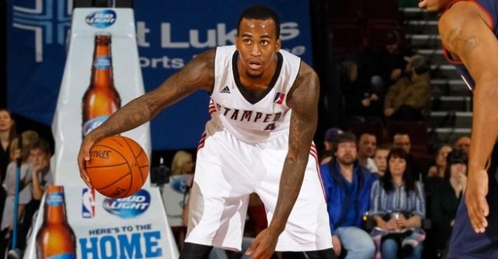 Los Utah Jazz firman a Dee Bost y Kevin Murphy de la D-League