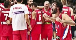Serbia también puede con la Francia de un Batum 'jordanesco' y llega a la final de un Mundial por primera vez en su historia