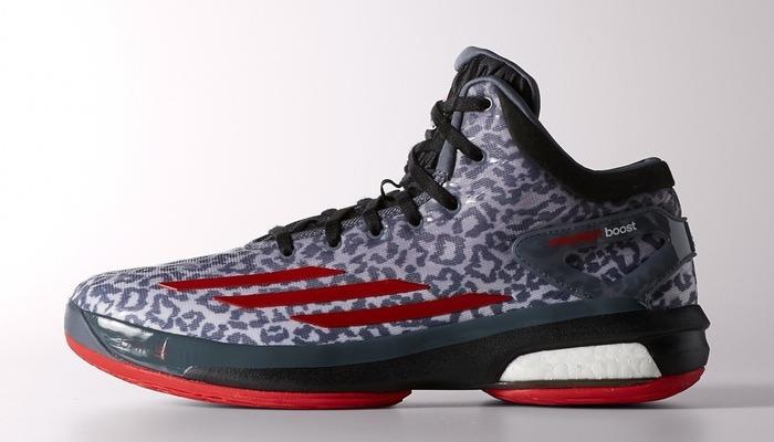 adidas Crazylight Boost Leopard Damian Lillard
