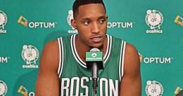Evan Turner podría ocupar la posición de base titular en los Celtics hasta que vuelva Rajon Rondo