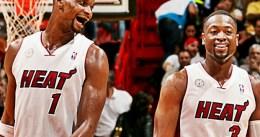 Los Heat ganan su primer partido y rompen la imbatibilidad de los Warriors