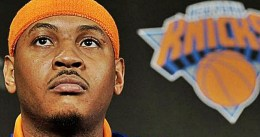 Lo que busca Carmelo en su nuevo entrenador