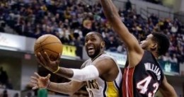 52 puntos del banquillo de los Indiana Pacers para remontar ante Miami Heat