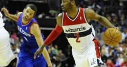 Los Wizards logran su victoria más abultada de la temporada ante los 76ers