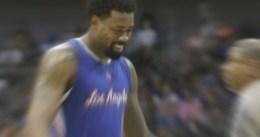 DeAndre Jordan: 22 puntos y 27 rebotes en el triunfo de Clippers ante Dallas