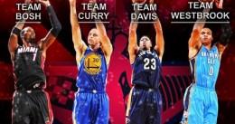 Anunciados los participantes del concurso de tiro del All-Star 2015