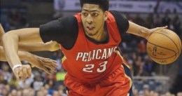 Anthony Davis regresa a pleno rendimiento tras su esguince de tobillo