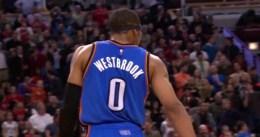 36 puntos de Westbrook para que los Thunder ganasen a Boston