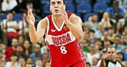 Los Cavaliers estarían interesados en traer a Sasha Kaun a la NBA
