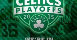 Los Boston Celtics están en Playoffs