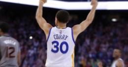 Stephen Curry, MVP de la temporada 2015-16