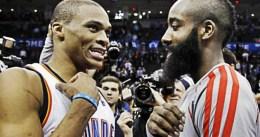 Westbrook iguala a Michael Jordan con su séptimo triple-doble seguido