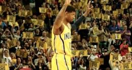 La NBA recibió con los brazos abiertos a Paul George