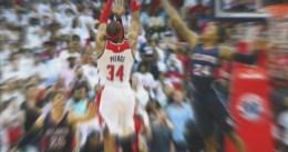 Paul Pierce evita el colapso y los Wizards ganan a Atlanta