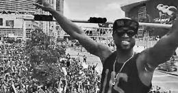 Dwayne Wade, cantante de R&B por un día