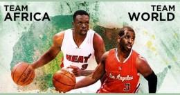 El histórico 'NBA Africa Game' se disputa mañana a las 15:00h