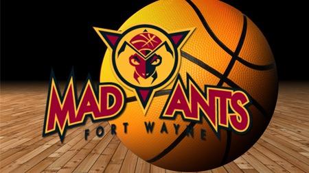 Mad Ants Fort Wayne