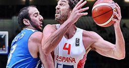 España vence a Grecia: novenas 'semis' seguidas de Eurobasket
