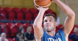 Gallinari, con 33 puntos, lidera a los NBA en la apertura del Eurobasket