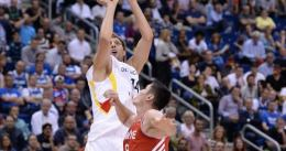 Los NBA del Eurobasket: Ilyasova puede con la Alemania de Nowitzki