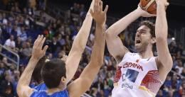 España-Grecia, reválida en las Termópilas del Eurobasket 2015