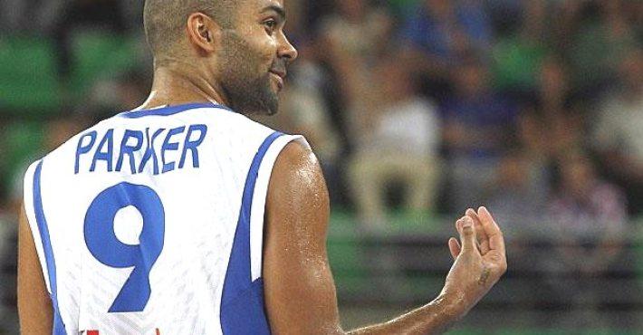 Los NBA del Eurobasket: Parker conduce a Francia al 3-0