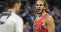 Joakim Noah hace historia en los Bulls