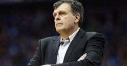 Los Rockets despiden a Kevin McHale