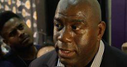 """Magic Johnson quiere """"tomar las decisiones"""" en los Lakers"""