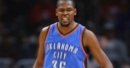 Durant, clave en el triunfo de Oklahoma