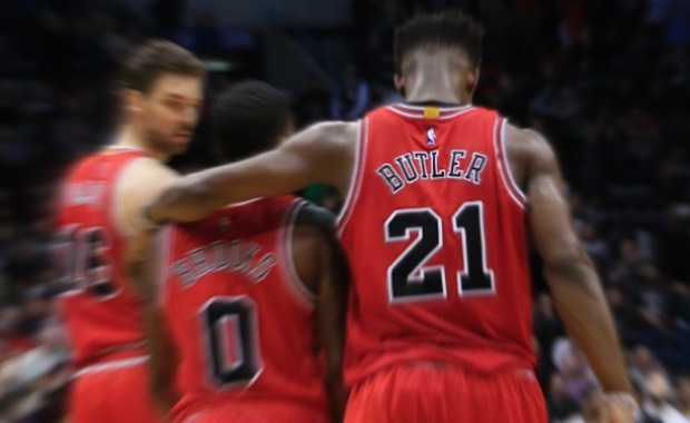 Butler Brooks Gasol Bulls
