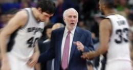 Otra paliza de los Spurs