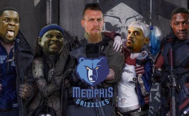 Jail Grizzlies