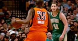 Curry y Popovich, en las reuniones con Durant