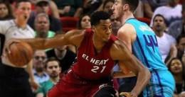 Playoffs NBA 2016: Heat vs Hornets