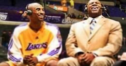 Magic Johnson quiere a Kobe en los Lakers