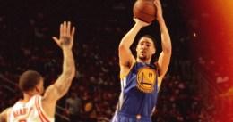 Los Warriors acribillan a los Rockets pero pierden a Curry