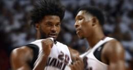 Winslow y Richardson, rookies protagonistas en Playoffs