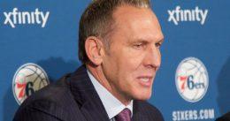 Los 76ers lanzarán al mercado sus elecciones del Draft