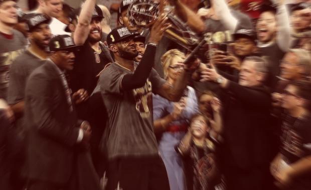 LeBron James olimpo NBA