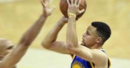 Houston, récord histórico de triples; Curry, segunda mejor marca