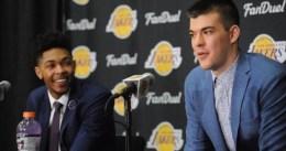 Ivica Zubac cumplirá su sueño de jugar en los Lakers