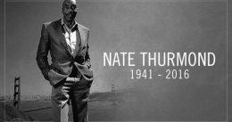 Nate Thurmond, leyenda de los Warriors, fallece a los 74 años