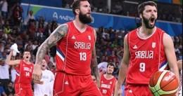 Serbia completa las semifinales eliminando a Croacia