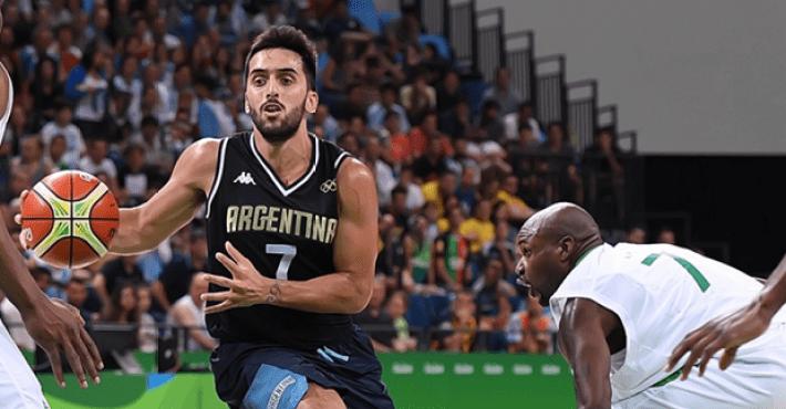 Facundo Campazzo quiere jugar en la NBA