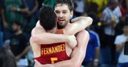 Río 2016: España, bronce ante Australia con la leyenda llamada Pau Gasol