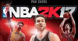 NBA 2K17 ya está a la venta