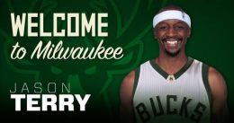 Jason Terry quiere minutos de juego en Milwaukee